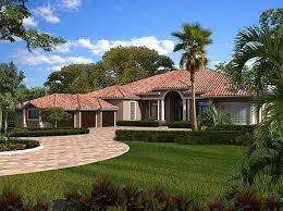 Exterior Florida Style House Plans 7 Of 10 Photos Florida Style House Plans