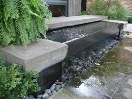 Backyard Water Feature Ideas Garden Design With Backyard Water Features Pictures Pool Design