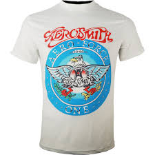 music rock band aerosmith aero force one t shirt tee halloween