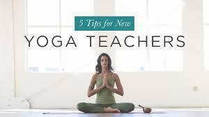 yoga instructor resume 5 tips for new yoga teachers yoga international