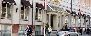hotel phoenix in copenhagen denmark