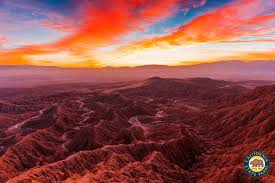 Where Is Anza Borrego by California State Parks