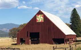 farm quilts u0026 western barns a vintage roadtrip
