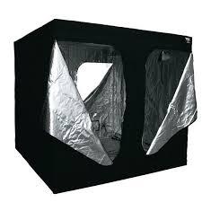 chambre de culture discount blackbox silver 200 200x200x200cm achat vente chambre de culture
