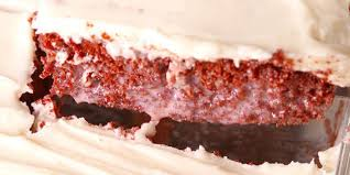 best red velvet poke cake delish com
