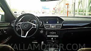 Mercedes Benz E Class 2014 Interior Road Test 2014 Mercedes Benz E300 Uae Yallamotor