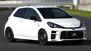 toyota launches new gr brand in japan with sportier models u2013 yaris
