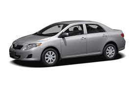 2010 toyota corolla new car test drive