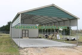 gatorback carports u2013 rv carports rv covers rv garages