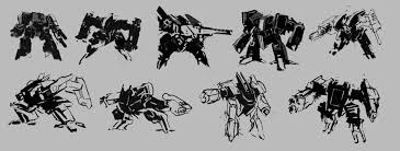 thumbnail sketches by henryz on deviantart