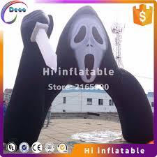 online get cheap inflatable halloween ghost aliexpress com