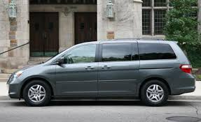 2007 honda odyssey exl 2007 honda odyssey information and photos zombiedrive