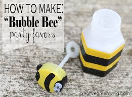 bumble bee party favors how to make bee party favors creative green living
