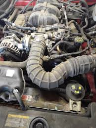 2008 ford mustang problems timthetech 2008 ford mustang 4 0 coolant leak at thermostat housing