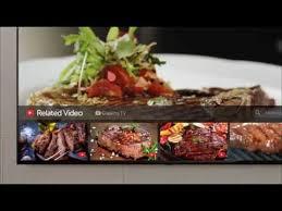 cuisine tv fr tv lg webos 3 5 une nouvelle façon de regarder la télé cobra