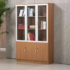 Office Cabinet With Doors Wood Office Cabinet With Door Wheelracer Info