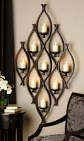 Chandelier Candle Wall Sconce Wall Sconces Candles Wrought Iron Foter