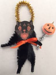 the vintage halloween store halloween ornaments