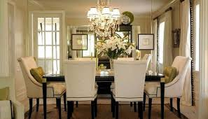 formal dining room wall decor line house
