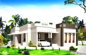 ultra modern single story house plans