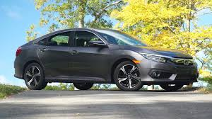 2016 honda civic proves more upscale and refined consumer reports