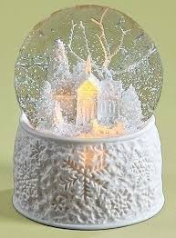 388 best snow water globes images on water globes