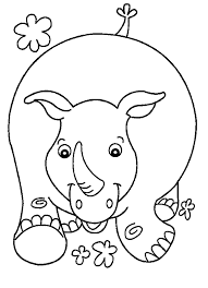 baby jungle animals coloring pages viewing gallery for baby