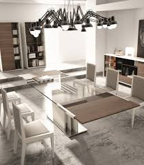 205 dining table w options by j u0026m