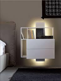 nachttischle design weltraumsparende ideen für das schlafzimmer erhalten sie einen