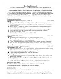 Manager Experience Resume Merchandising Skills Resume Resume For Your Job Application