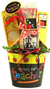 world s best gift basket for teachers