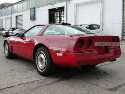 1987 corvette specs 1987 corvette c4 5 7 v8 targa car photo and specs