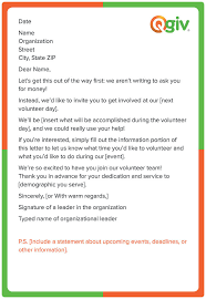 4 awesome and effective fundraising letter templates