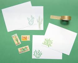 so you want to get into the stationery business