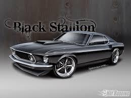nice artist interpretation 69 u0027 mustang fastback cars mustangs