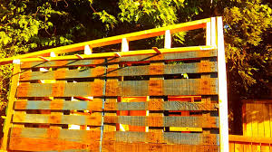 the wonderful world of pallets building a pallet studio adding