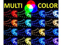 led flat rope lights rgb color changing t h marine