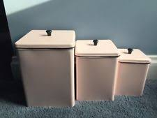metal kitchen canisters collectible metal kitchen canisters ebay