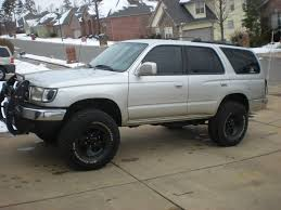 toyota 4runner lifted yoterpower 2000 toyota 4runner specs photos modification info at