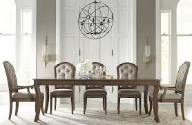 Expandable Dining Room Tables by Amelia Antique Toffee Extendable Dining Room Set From Liberty 487