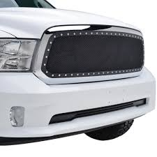 dodge ram white grill 46 0759 ram 1500 wire mesh grille insert evolution black stainless