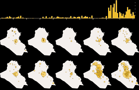United States Timeline Map by Iraqi Army Retakes Government Complex In Central Ramadi The New