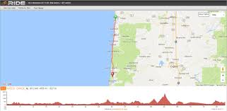 Honeyman State Park Map by The Ups And Downs Of The Oregon Coast U2013 Tyred And Hungry