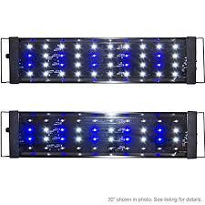 3 watt led aquarium lights beamswork led quad 30 3w timer aquarium light marine coral reef 75cm