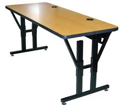 30 X 60 Dining Table Cy15f Cy Series Computer Table 24 X 60 L Affordable Desks U0026 Artco