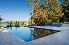 backyard architecture a chestnut hill backyard goes to infinity and beyond boston magazine