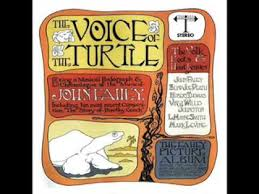 the voice of the turtle fahey album