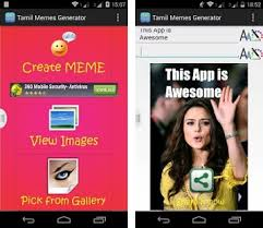 Memes Generator App - tamil meme generator apk download latest version 1 7 com somu