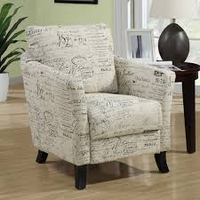 Bedroom  Cheap Living Room Chairs White Leather Accent Chair - Cheap living room chair