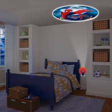 night light that projects on ceiling jasco marvel s ultimate spider man projectables led plug in night